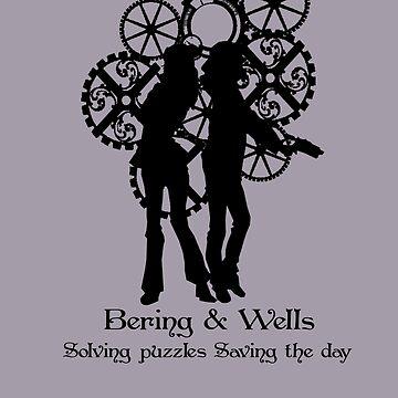 Bering & Wells  by HogTownProject