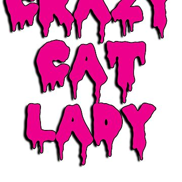crazy cat lady by cadma