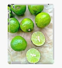 Key Limes iPad Case/Skin