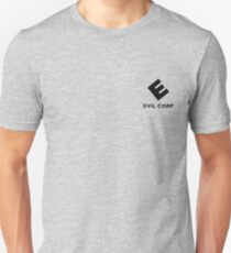 EVIL CORP Gifts and Merchandise T-Shirt