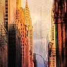 Urban Abstract by John Rivera