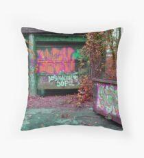 Designer Dope Throw Pillow