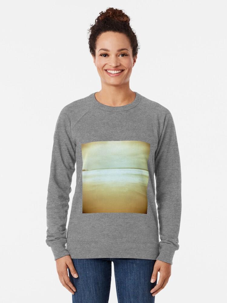 Alternative Ansicht von Bondi Beach Sydney 1 Leichter Pullover