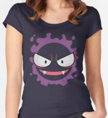 Gastly Women's Fitted Scoop T-Shirt