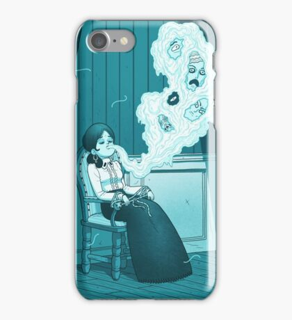 Ectoplasma iPhone Case/Skin