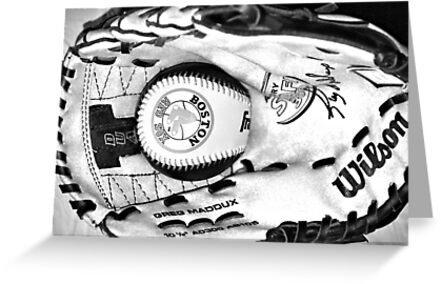 Wilson (boston red sox) by Mike Higgins
