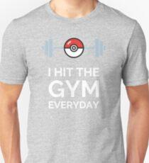 Pokemon Go - I Hit The Gym Everyday T-Shirt