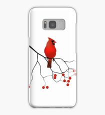 Red Cardinal Samsung Galaxy Case/Skin