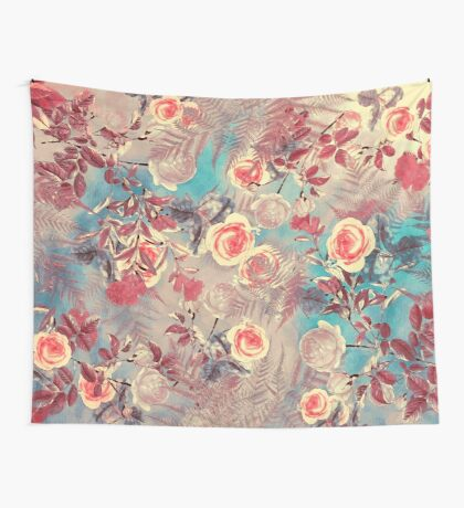 flowers 6 Wall Tapestry