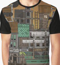 Dockyard Graphic T-Shirt