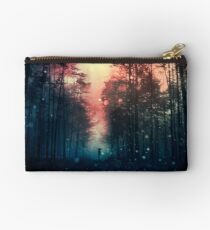 Magical Forest II Studio Pouch