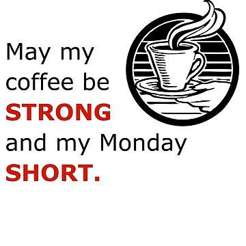 Starker Kaffee von Nargren