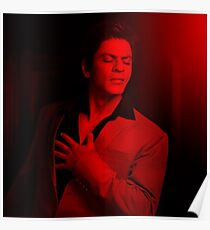 Shahrukh Khan - Celebrity (Square) Poster