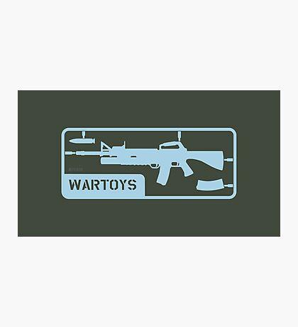 WarToys Photographic Print