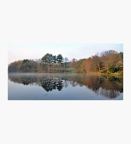 River Bend Pond  Photographic Print