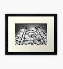 Palma Cathedral Framed Print
