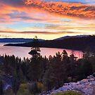 Emerald Bay Sunrise by Robin Black
