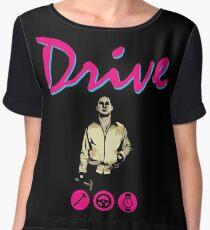 Drive Movie Chiffon Top