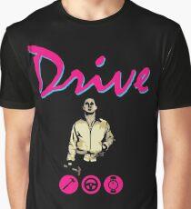 Drive Movie Graphic T-Shirt