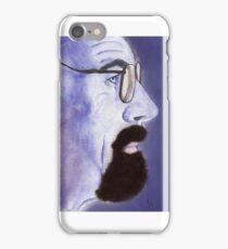 Walter White/Heisenberg Watercolour Drip Painting iPhone Case/Skin