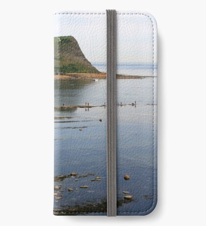 Clavell Tower, Kimmeridge iPhone Wallet