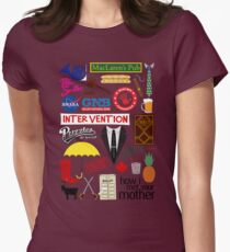 How I Met Your Mother Womens Fitted T-Shirt