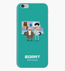 What's up with it, vanilla face? iPhone Case