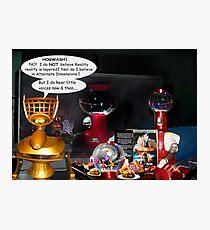 Quantum Quandary Photographic Print