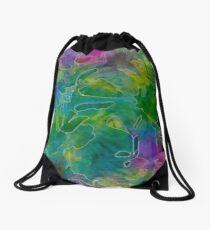 Garden of Eden - Vertical Drawstring Bag
