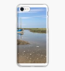 Blakeney Boats  iPhone Case/Skin