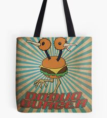 Doduo Burger Tote Bag