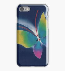 japanese fabric 2 - scanogram iPhone Case/Skin