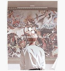 BTS Blood Sweat Tears 5 Poster