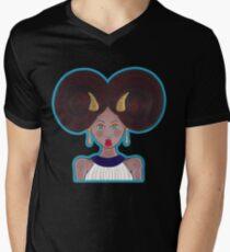 Alpha Arietis Men's V-Neck T-Shirt