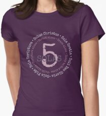 5 Solas of the Reformation T-Shirt