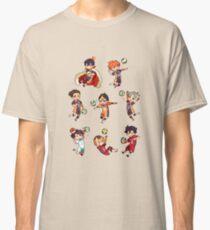 Camiseta clásica Haikyuu !! Camisetas