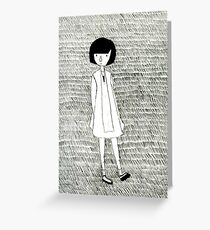 Cutie Print Greeting Card