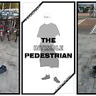 T.I.P. (The Invisible Pedestrian) - Amsterdam by AnnoNiem