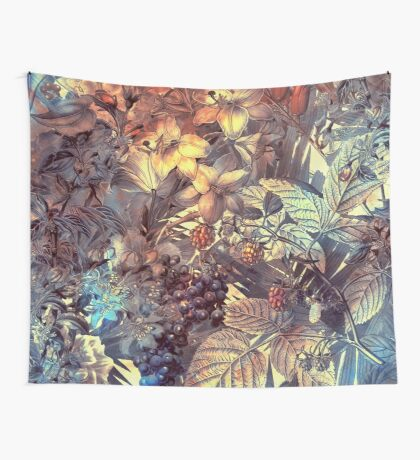 flowers 12 Wall Tapestry