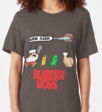 Burger Boss Slim Fit T-Shirt