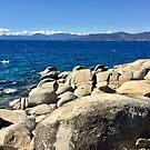 East Shore, Lake Tahoe by Robin Black