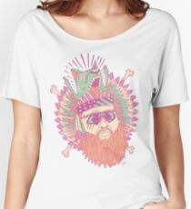 All American Bronson Women's Relaxed Fit T-Shirt