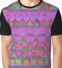 Freeway Through The Forest Graphic T-Shirt