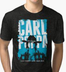 Carl Poppa Tri-blend T-Shirt
