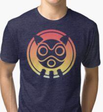 Princess Mononoke Tri-blend T-Shirt