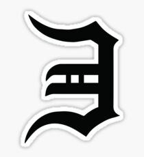 Eminem - Detroit E Sticker