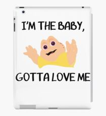 Baby Sinclair iPad Case/Skin