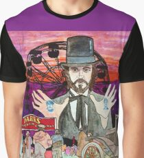 Something Wicked This Way Comes Graphic T-Shirt
