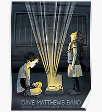 DMB Nationwide Arena Columbus OH, SUMMER TOUR 2016 Poster