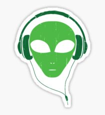 ET Headphone Sticker